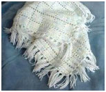 A White Shawl