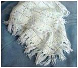 A White Shawl